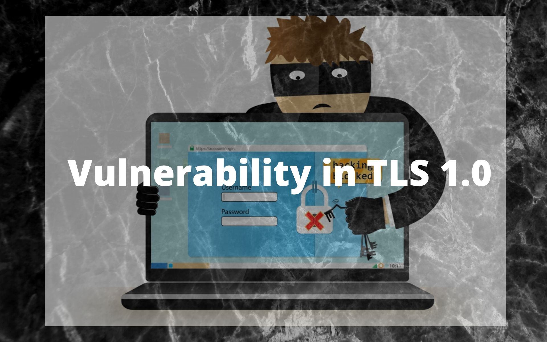 Vulnerability in TLS 1.0